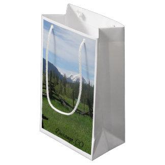 Mountain Meadow Small Gift Bag