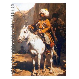 Mountain Men Notebook
