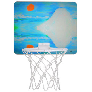 Mountain Mini Basketball Hoop