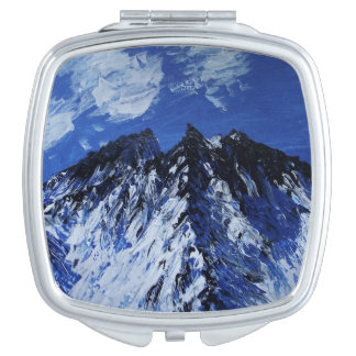 Mountain mirror vanity mirrors