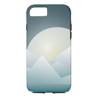 Mountain Moon iPhone 7 Case