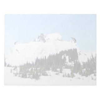 Mountain of Goats Notepad