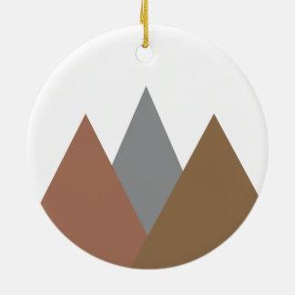 Mountain Ornament