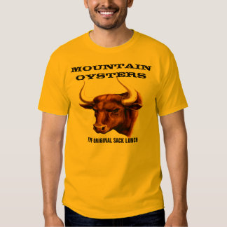 MOUNTAIN OYSTERS SHIRTS