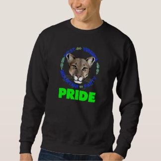 """Mountain Party Pride"" men's Sweatshirt"