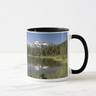 Mountain Peak Reflected In A Lake Mug
