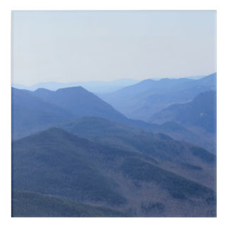 Mountain Picture Acrylic Wall Art