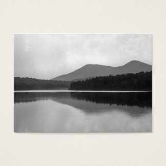Mountain Pond ATC Business Card