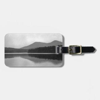 Mountain Pond Luggage Tag