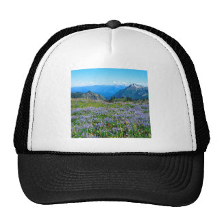 Mountain Purple Heather Haze Trucker Hat