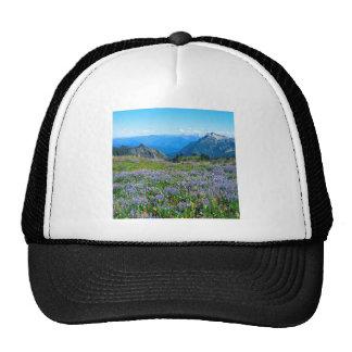 Mountain Purple Heather Haze Trucker Hat