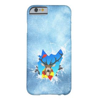 Mountain Rage iPhone Cover - Deer Vertical