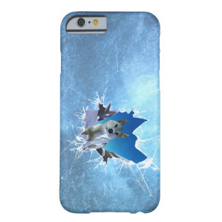 Mountain Rage iPhone Cover - Wolf