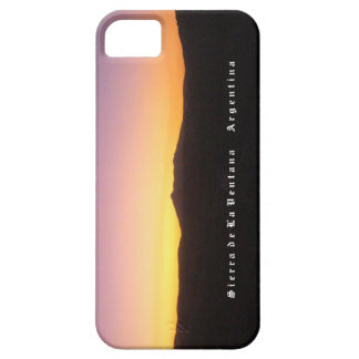 Mountain range of the Window (BASIC design) Case For The iPhone 5