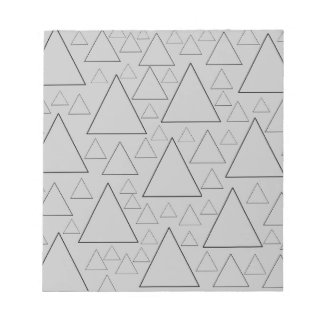 mountain ranges and day trips notepad