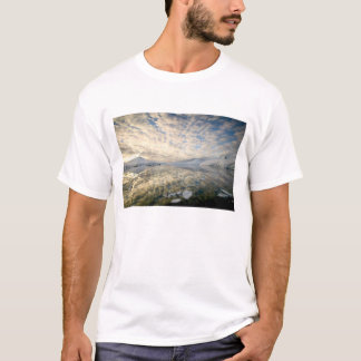 Mountain Ranges around Port Lockeroy with T-Shirt