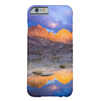 Mountain reflection, California Barely There iPhone 6 Case