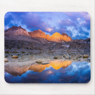 Mountain reflection, California Mouse Pad