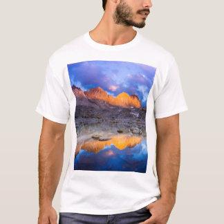 Mountain reflection, California T-Shirt
