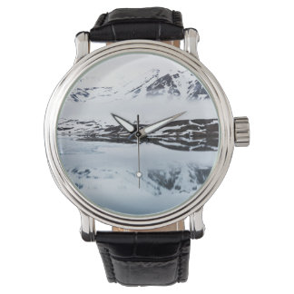 Mountain reflections, Norway Wristwatches