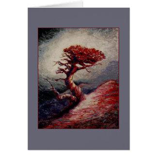 Mountain Relic Card