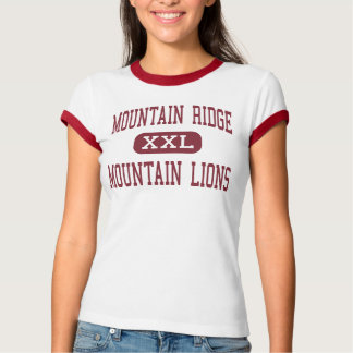 Mountain Ridge - Mountain Lions - High - Glendale T-Shirt
