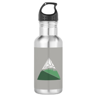 Mountain River Sunrise Water Bottle
