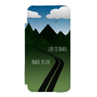 Mountain Road Incipio Watson™ iPhone 5 Wallet Case