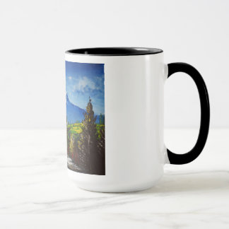 Mountain Road Mug