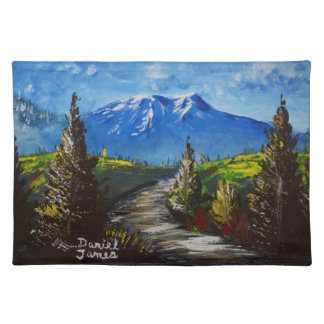 Mountain Road Placemat