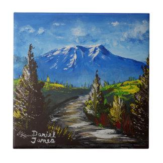 Mountain Road Tile