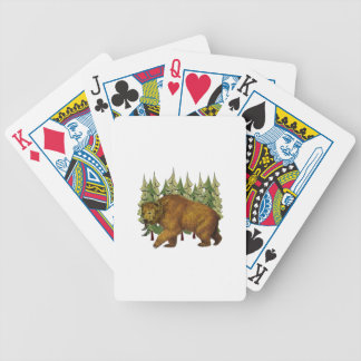 MOUNTAIN ROAM BICYCLE PLAYING CARDS