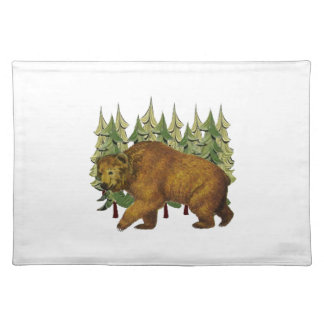 MOUNTAIN ROAM PLACEMAT