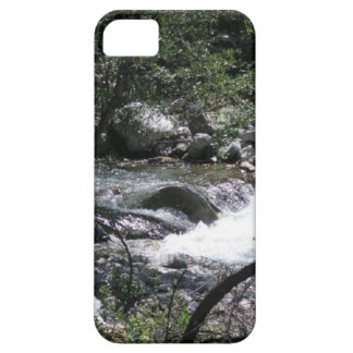 Mountain Rocky Stream of Water Flowing iPhone 5 Cover