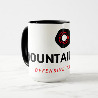 Mountain Rose Defensive coffee mug
