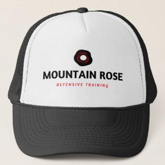 Mountain Rose Defensive trucker hat