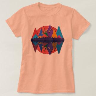 Mountain Scene #8 T-Shirt