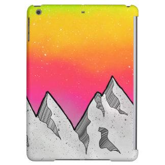 Mountain Scene Landscape iPad Air Case