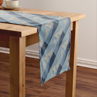 Mountain Short Table Runner