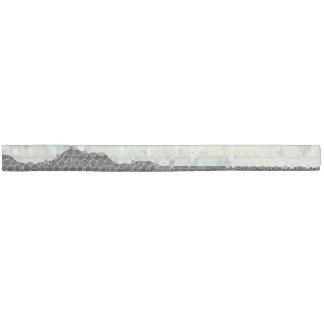 Mountain Skyline Mosaic Hair Tie