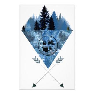 Mountain Stationery
