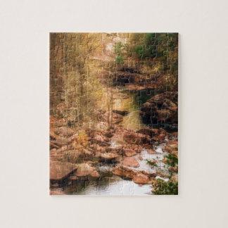 Mountain Stream Jigsaw Puzzle