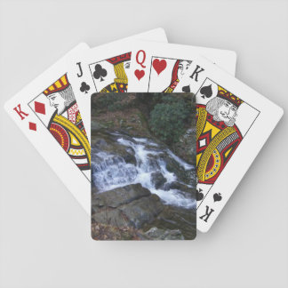 Mountain Stream Playing Cards
