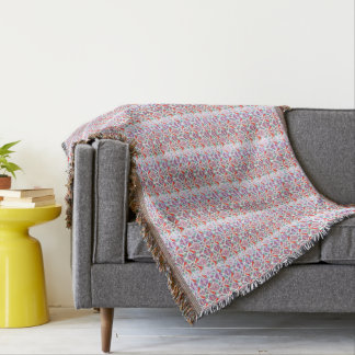 Mountain Sunrise Throw Blanket