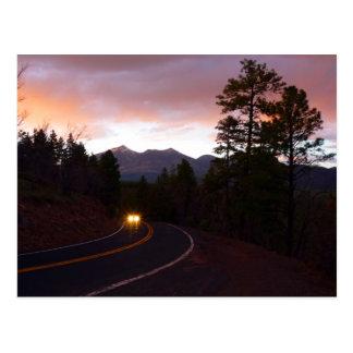 Mountain Sunset Postcards