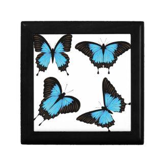 Mountain Swallowtail Set Jewelry Boxes