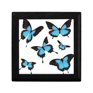 Mountain Swallowtail Trinket Box