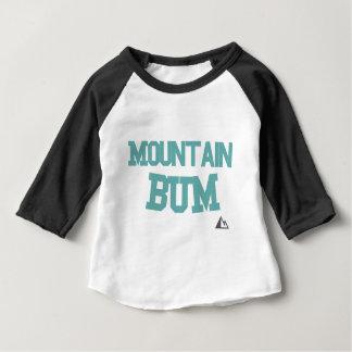 Mountain-Teal Baby T-Shirt