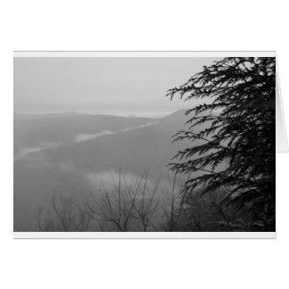 Mountain Tears Card