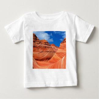 Mountain The Wave Paria Canyon Vermilion Baby T-Shirt
